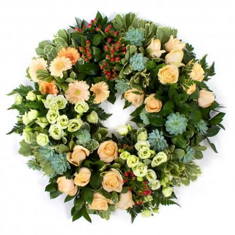 Eco grouped Wreath SYM-354