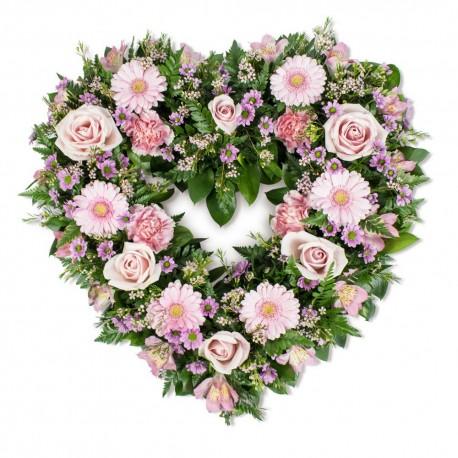 Pink Heart SYM-325