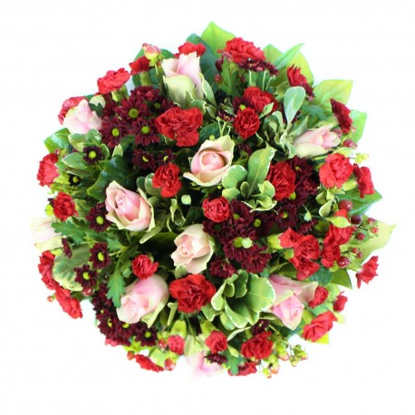 Florists choice mixed Posy SYM-346